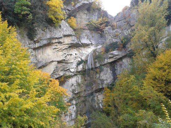 Villaggio Ristoro La Cascata: Cascata