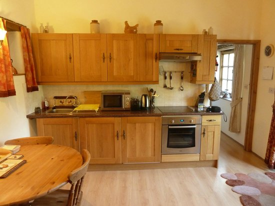 Hele Farm: Kitchen