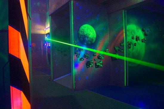 Zone 3 Laser Games