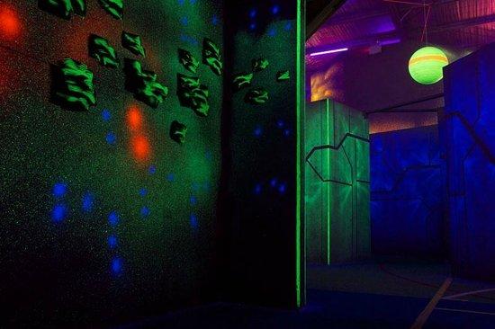 Zone 3 Laser Games: Launceston Arena - 1