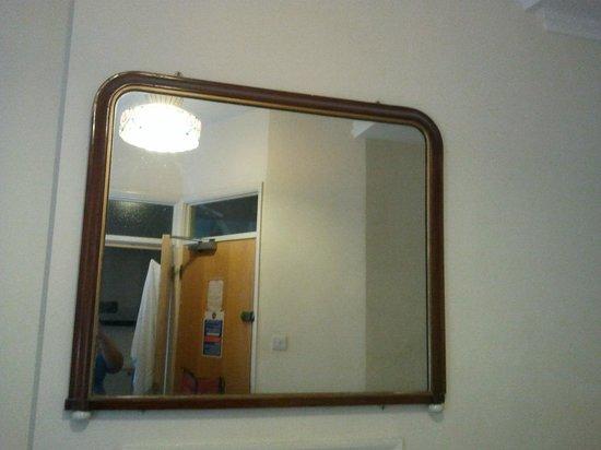 Saint Simeon: Miroir de la chambre