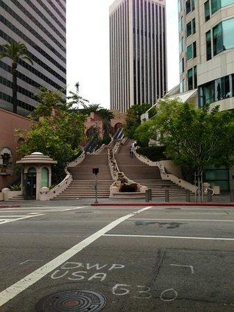 bunker hill steps
