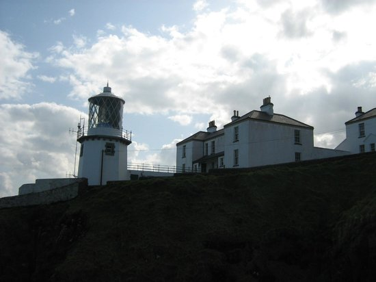 Blackhead Lightkeepers' Houses: Blackhead Lighthouse