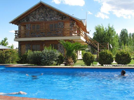 Villa Maria Florales: Vista de los departamentos y habitaciones del complejo