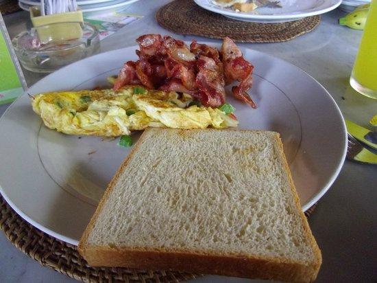 Ida Hotel: Breakfast