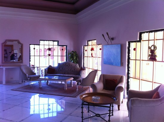 Movenpick Resort & Spa El Gouna: hall d'hotel