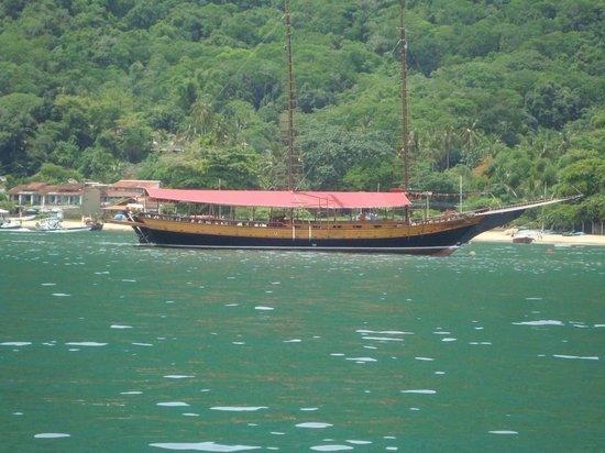 Pousada Riacho dos Cambucas: Ilha Grande