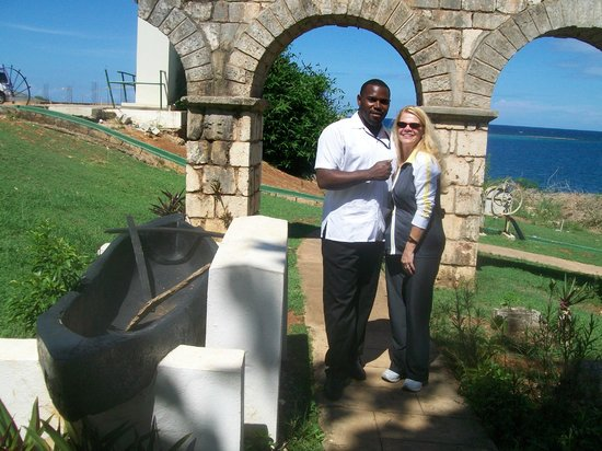 Ricardo Riley And Me Picture Of Liberty Tours Jamaica Day - Liberty tours jamaica