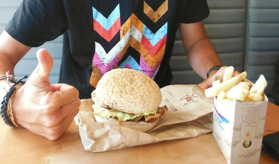 Burgerfuel: Bio Fuel