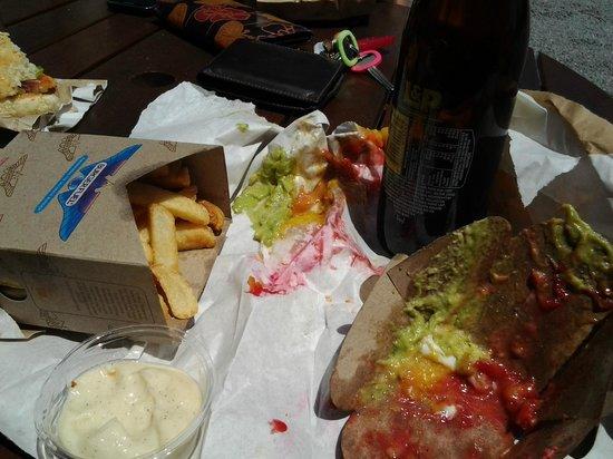 Burgerfuel: Aftermath of a Bastard