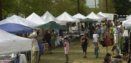 Elegba Folklore Society: Down Home Family Reunion Market
