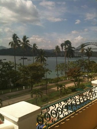 Country Inn & Suites By Carlson, Panama Canal, Panama: great view, maids, front desk n Carlos!