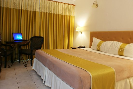 Altamont Court Hotel: King or Double Room