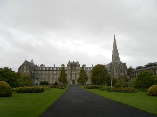 Maynooth Campus Conference & Accommodation: Grounds
