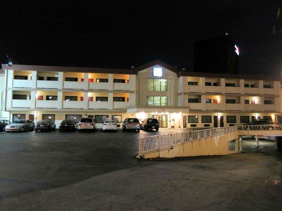 亞特蘭大市中心6號汽車旅館照片