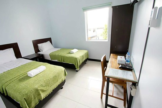 Amelia Hotel: Standard - Twin Room