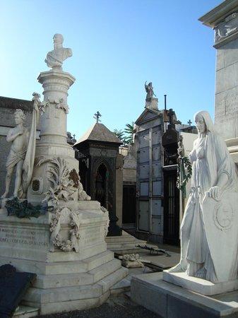 Cementerio de La Recoleta (kyrkogården La Recoleta)