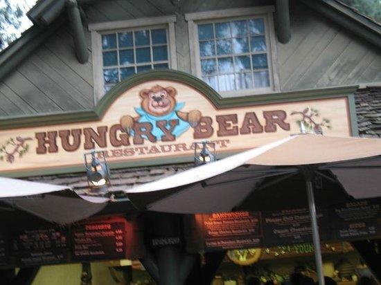 Hungry Bear Restaurant Anaheim 1313 Disneyland Dr