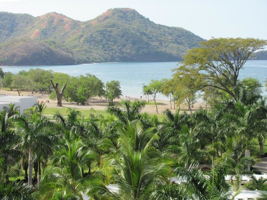 Hotel Riu Guanacaste: My favorite view from our room.