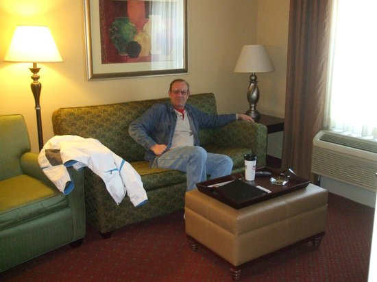 Homewood Suites by Hilton Portland: The comforts of home