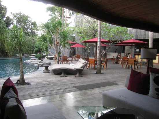 Peppers Seminyak: Main area