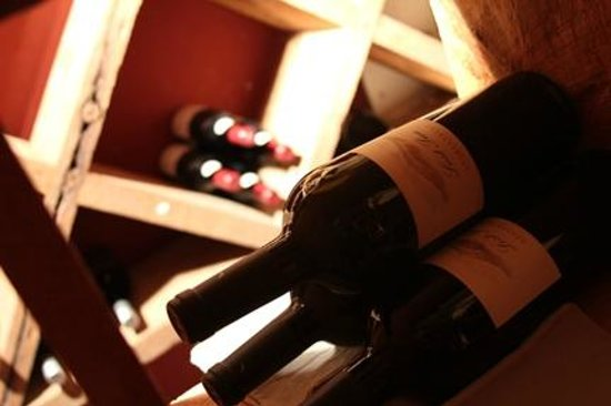 The Common Man: Wine Cellar