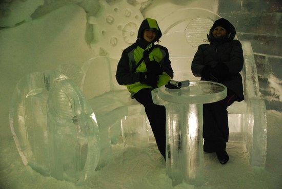 Hotel de Glace: Ice Hotel
