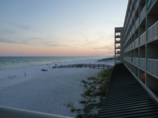 Four Points by Sheraton Destin- Ft Walton Beach: View from East Tower