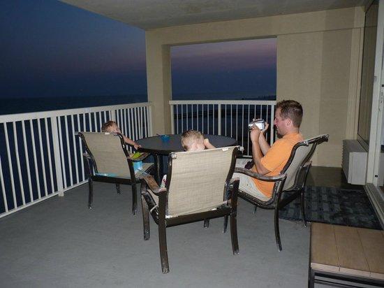 Four Points by Sheraton Destin- Ft Walton Beach: More Balcony