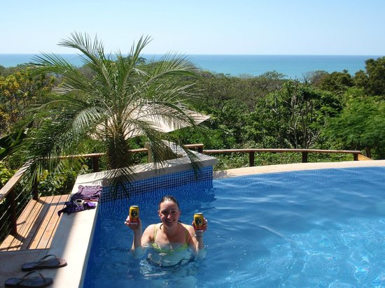 Casa MarBella: view from the pool