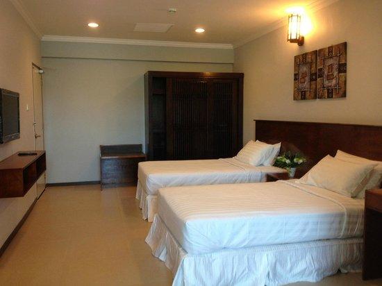 Borneo Cove Hotel : Superior Room