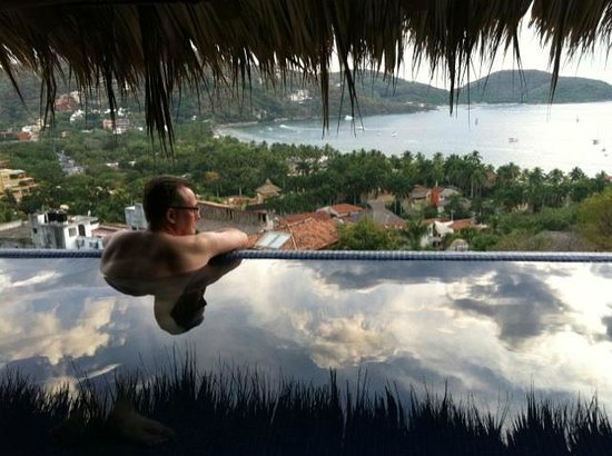 Hotel Cinco Sentidos: Private Plunge Pool - Suite 5