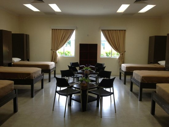Borneo Cove Hotel: Dormitory