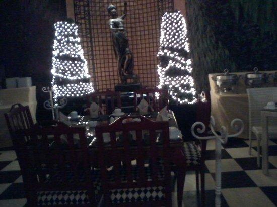 Hotel Geneve Ciudad de Mexico: comedor