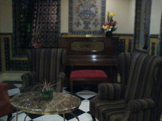 Hotel Geneve Ciudad de Mexico: sala principal 