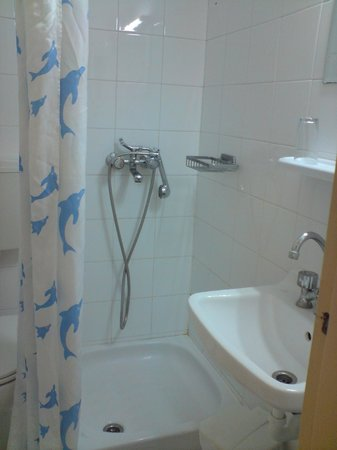 Hotel Aristea: Bathroom