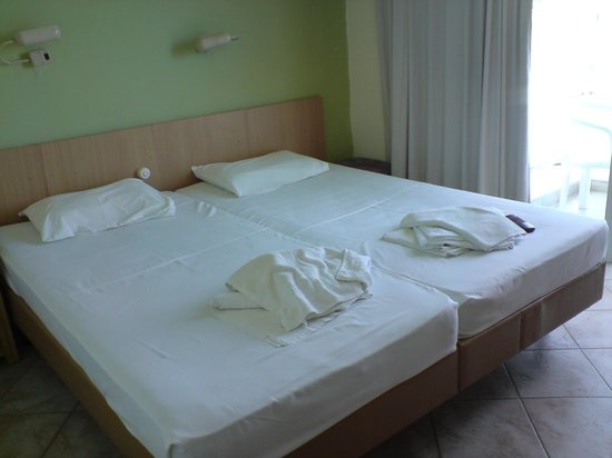 Hotel Aristea: Beds
