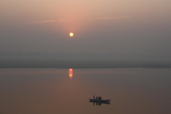 Suryauday Haveli - An Amritara Resort: Sunrise