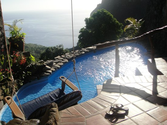 Ladera Resort: Our suite