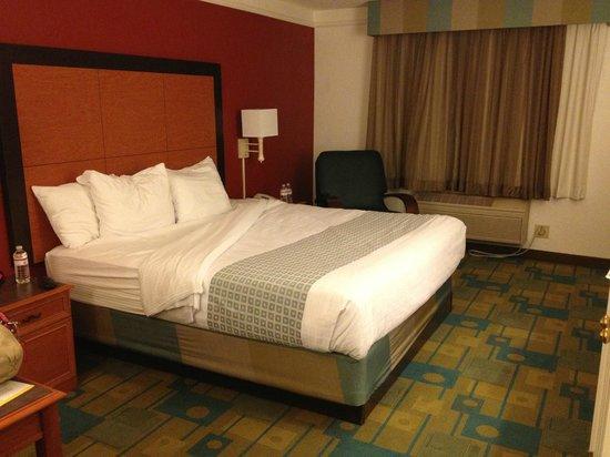 لاكوينتا إن بيتسبرج إيربورت: Room 