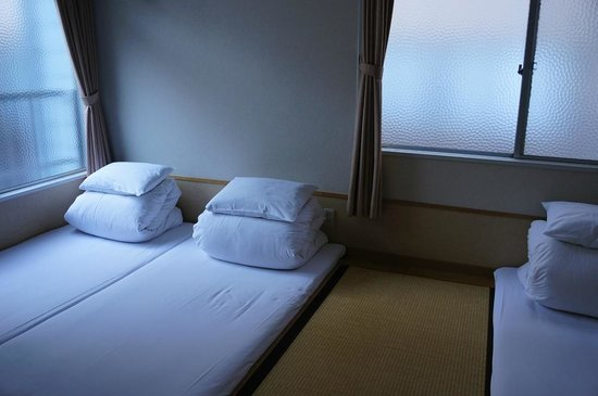 Tokyo House Ikebukuro: most comfortable bed and pillow