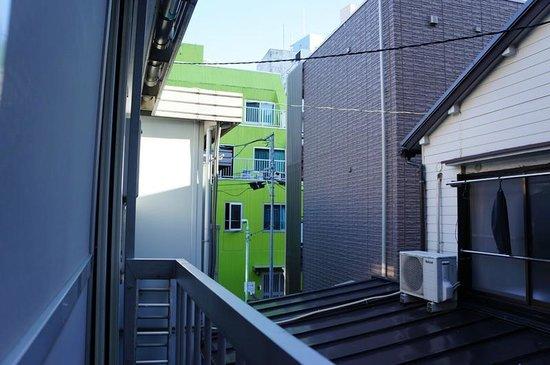 Tokyo House Ikebukuro: outside view