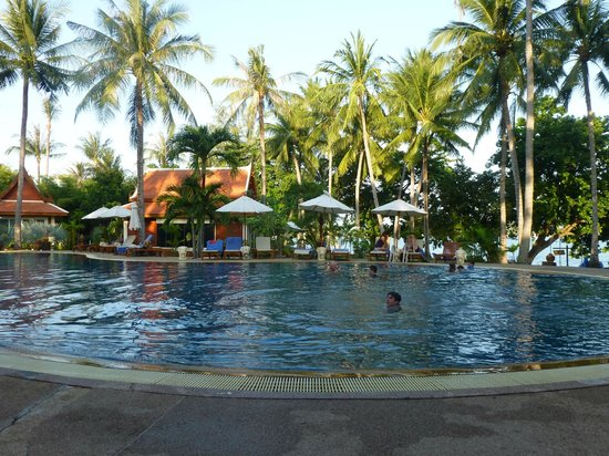 Blue Lagoon Hotel: Pool