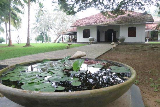 Villa Modarawattha: The Villa