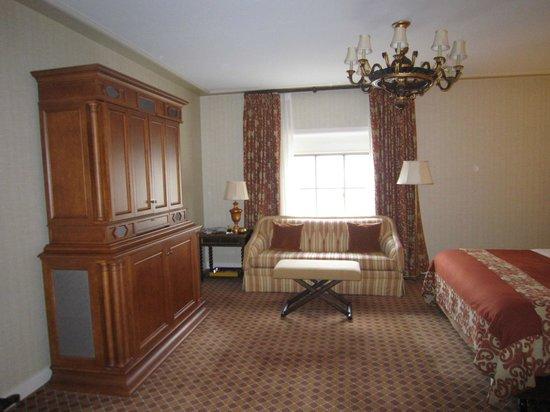 The St. Regis Washington, D.C.: Nice sitting area
