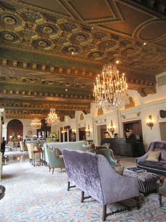 The St. Regis Washington, D.C.: Lobby