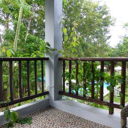 Villa Molek: balcony
