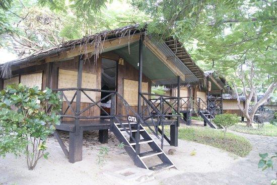 Kilwa Kisiwani: Fishermans Banda van Kilwa Ruins Lodge