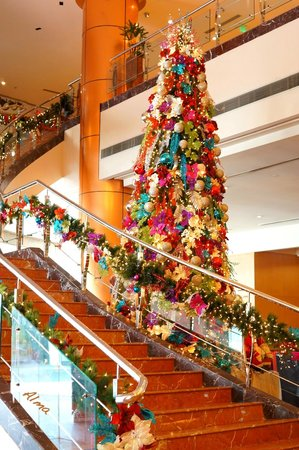 Eastwood Richmonde Hotel: Christmas Day!