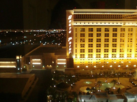 view from the room picture of the grandview at las vegas. Black Bedroom Furniture Sets. Home Design Ideas